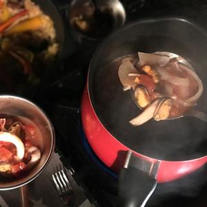 「マルチポット」が秋キャンプでも超使える!夕食も朝食もコレひとつで全部作れて後片づけもラクラク!