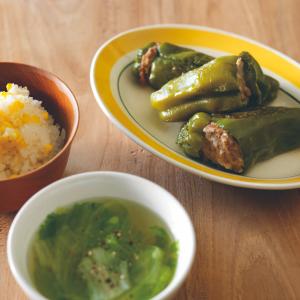 【時短献立レシピ】「一汁一菜」だからパパッと作れる!冷しゃぶサラダ、豆乳ポタージュ、餃子スープ…