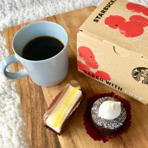 【スタバ】240円のミニケーキ4種類が新登場!ほどよいサイズ感と価格がうれしい♡