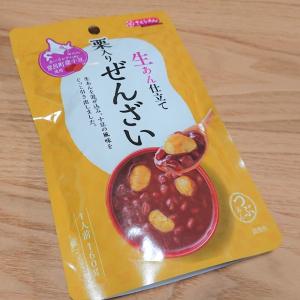 【業務スーパー】1人分78円の「栗入りぜんざい」ってどんな味なの?実際に食べてみたところ…