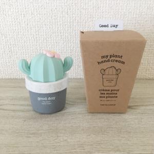 【韓国コスメ】かわいいサボテンのオブジェと思いきや、じつは…ハンドクリーム!?