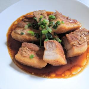 【テレビ番組の神レシピ】レンチンでできる「豚の角煮」が簡単すぎた!ウマすぎた!材料はたったの3つ!