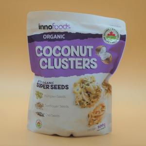 【コストコ】「オーガニック ココナッツクラスターズ」は食感が最高!程よい甘さで美容にも◎