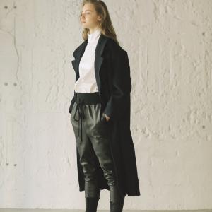 """「コート」はプチプラでなく""""上質""""なものが欲しい!なら、【CNLZ】の3着が推し!細身コートが素敵!"""
