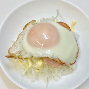 【タモリレシピ】タモさん流「ハムエッグ丼」がウマ過ぎて悶絶級!簡単ながらも美味しくするこだわりが!