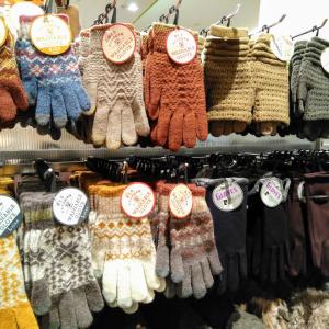 【3COINS】にかわいい手袋が大量入荷中!ウォッシャブルやスマホ対応、キッズサイズまで種類豊富♪