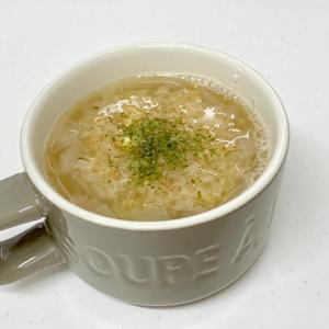 【北斗晶レシピ作ってみた!】チャチャッと5分で作れる「オニオングラタンスープ」がしみじみウマい