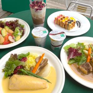 【日本初上陸】話題のベルギーヨーグルト専門店が代官山にオープン!二つ星シェフ監修の料理が楽しめます
