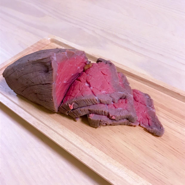 作り方 簡単 ローストビーフ