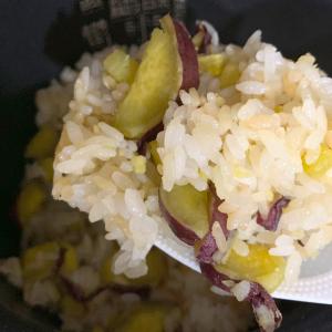 【リュウジさんレシピ】4.7万いいねの「バター醤油さつまいもごはん」を実際に作ってみた!