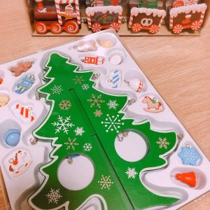 【3COINS】早くもクリスマスグッズが登場!「MDFクリスマスツリー」がかわいすぎる♡