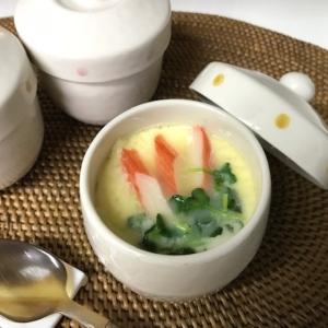 【料理の裏ワザ】茶碗蒸しを手軽に「鍋キューブ」で、しかもレンチンで作る方法!秘技「二段蒸し」も紹介