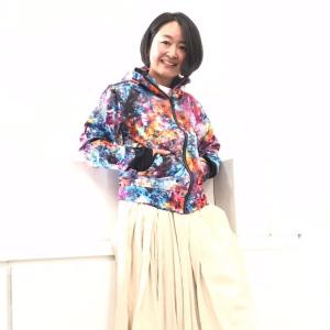 【ワークマン】派手カッコいいウォームジャケットがナント2900円!撥水機能に裏地ブロックフリース!