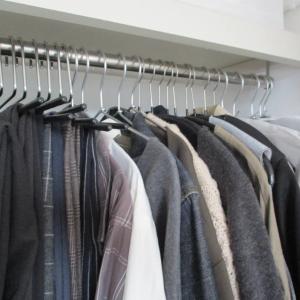 【クローゼットの整理術】洋服は「適正な量」を見極めよう!「掛ける」収納✖「畳む」収納でシンプル整理を