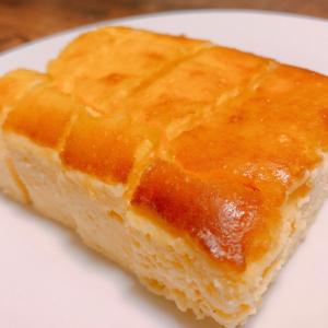 【糖質カット】甘いものが我慢できない…ダイエットのときも安心の「ベイクドチーズケーキ」