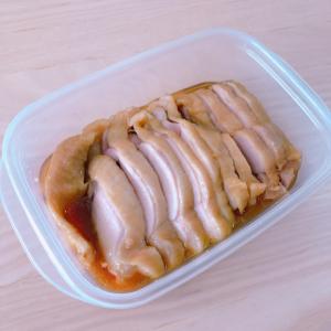 【SNSで話題】リュウジさんレシピ作ってみた!10分「チン!」で完成の「鶏チャーシュー」がこく旨!