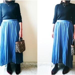 【GU】1,990円→590円に!?裾がかわいい「ラウンドヘムプリーツスカート」が大幅値下げ中!