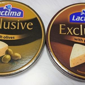 【業務スーパー】ポルチーニとオリーブ入り!?188円なのに謎の高級感があるクリーミーチーズを発見!