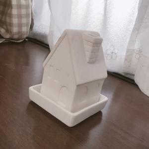 【ニトリ 】インテリアによく馴染むエコな加湿器を発見!電源不要なのでどこにでも置ける♪