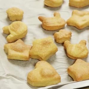 甘さ控えめで罪悪感ゼロの「ダイエットクッキー」の作り方!バター不使用【動画付き】