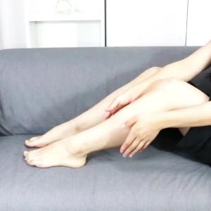 1日5分で美脚が叶う!? 簡単に脚が細くなるリンパマッサージのやり方【動画付き】