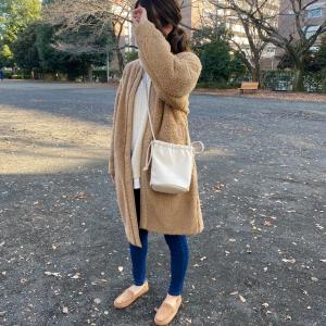 【ユニクロ】ふわふわで暖かい「ボアフリースコート」がまさかの1290円に値下げ中!店舗に急げ~!