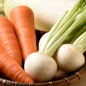 【野菜調理の知恵】「にんじん」や「大根」の栄養を余すことなく摂れる調理法とは⁉