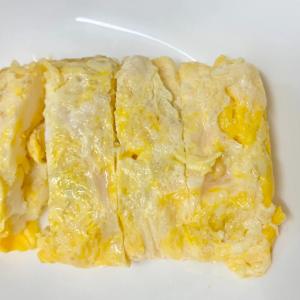 【話題のレシピをお試し】驚くほどふんわり!「絶品卵焼き」秘密は「かき混ぜすぎない」こと「巻かない」こと
