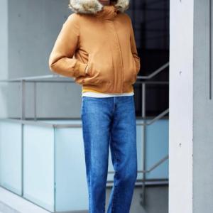 【ユニクロ】5990円→2990円!?軽くて暖かいオーバーサイズブルゾンが驚きの値下げ価格に!!