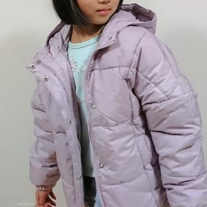 【GU】2990円→990円に!?「GIRLS中綿コクーンブルゾン」が大幅値下げ中!お店へ急げ~!