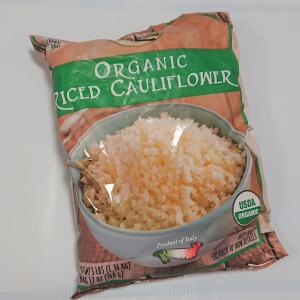 【コストコ】ごはん代用フード「オーガニックカリフラワーライス」は糖質制限ダイエットにぴったり!