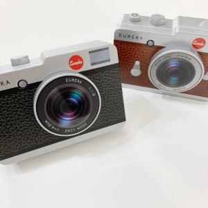 【カルディ】昨年即完売した「カメラ缶」が今年も登場!カラバリも増えて、争奪戦間違いなし!!