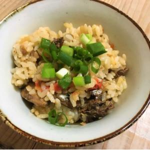 【ヒルナンデス!レシピ】炊飯器でほったらかしな「いわしとトマトの炊き込みご飯」を作ってみた!超激ウマ