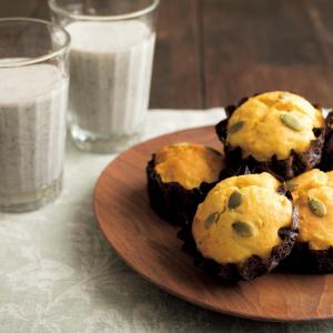 豆乳と甘酒の発酵パワーをプラスしたスイーツレシピ!「スムージー」と「マフィン」を作ってみた!