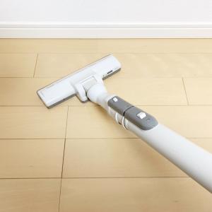 【テレビ番組の裏ワザやってみた】「花粉症」や「ハウスダスト」には掃除機のかけ方で対策できるんです!