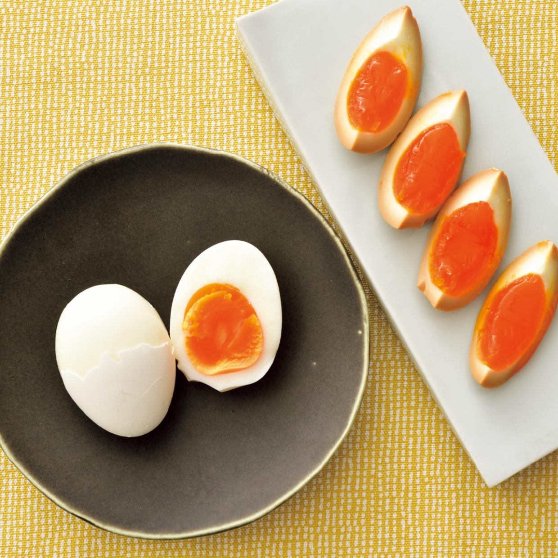 茹で 時間 ゆで 卵 の