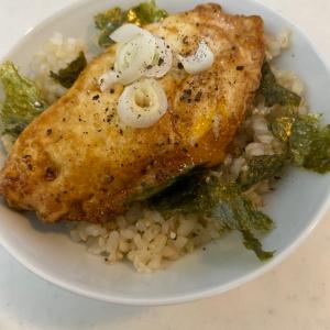 【リュウジさんレシピ】たまご1つで絶品!ご飯がススム「フライドエッグ丼」を作ってみた!