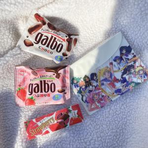 セーラームーン世代はセブンへ急げ!対象のチョコ3つを買うとポーチがもらえちゃう♡