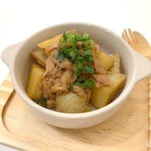 """【Twitterで話題】レンチンで作れる簡単レシピ「タレツナじゃが」が""""テレワーク飯""""にいい♪"""