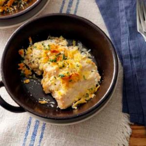 【サラダチキンを使ったお手軽簡単レシピ】10分でパン粉焼き&白菜のレンジ蒸し