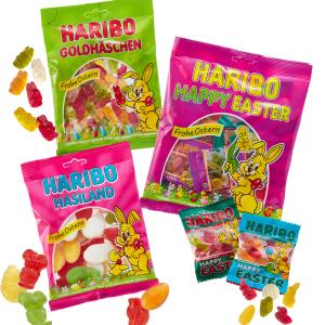 春限定!「HARIBO」EASTERバージョンのグミはカワイイ&お菓子交換にぴったり!