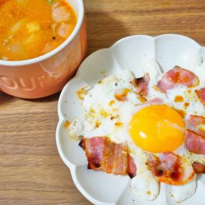 調理時間10分!朝からHappyになる忙しくても簡単に作れる朝食レシピ♪