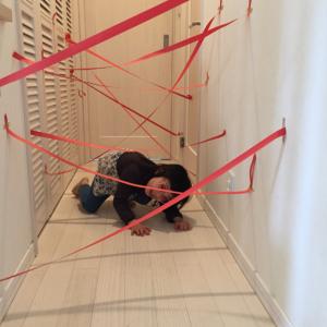 室内でも親子で楽しめる!〝マスキングテープ〟を使った室内遊び3選