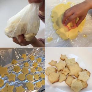 手作りおやつがこんなに手軽!ニップン「めちゃラククッキーミックス」は水だけでクッキーが作れる