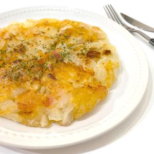 新玉ねぎの甘さが楽しめる話題のレシピ「ハッシュドオニオンチーズ」を定番メニューにしたい!