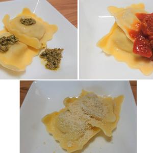 【業務スーパー】「ポルチーニ茸入り グランラビオリ」は茹でるだけ!簡単調理で本格的な味が楽しめる