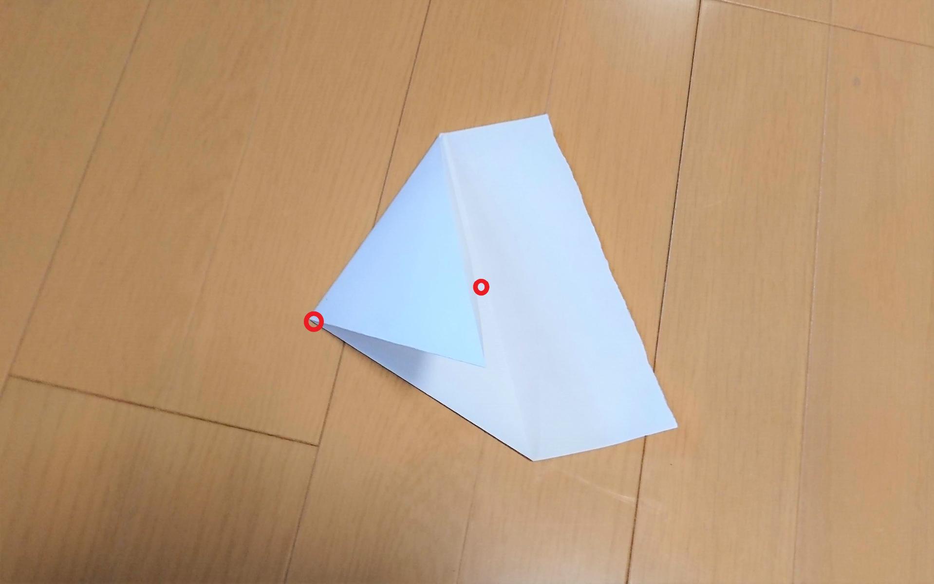 紙 よく 飛行機 飛ぶ
