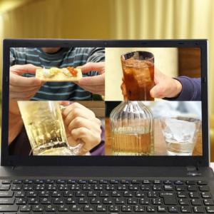 オンラインで繋がろう!自粛中でも、子がいても!オンラインならランチや飲み会ができちゃう