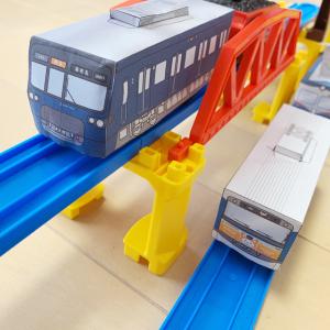 電車好き集まれ!相鉄グループ「おうちでそうてつ」で無料公開中のペーパークラフトが種類豊富