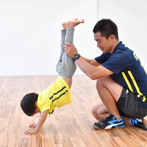 幼児体育のプロフェッショナルが教える「おうちで遊びながら体幹トレーニング」